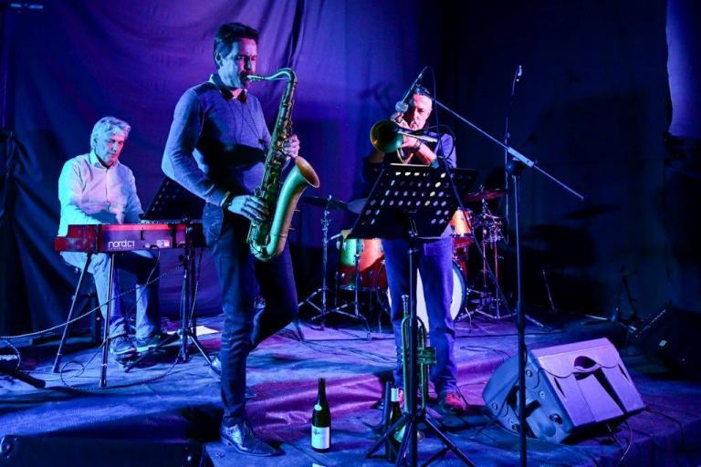 Jazz en Cave 2018