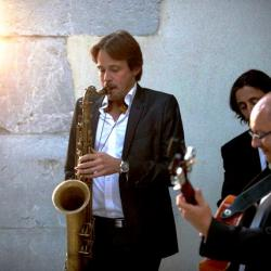Stéphane Teyssier Trio